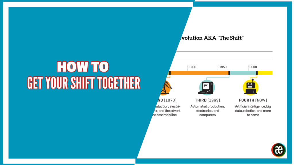 how to get your shift together
