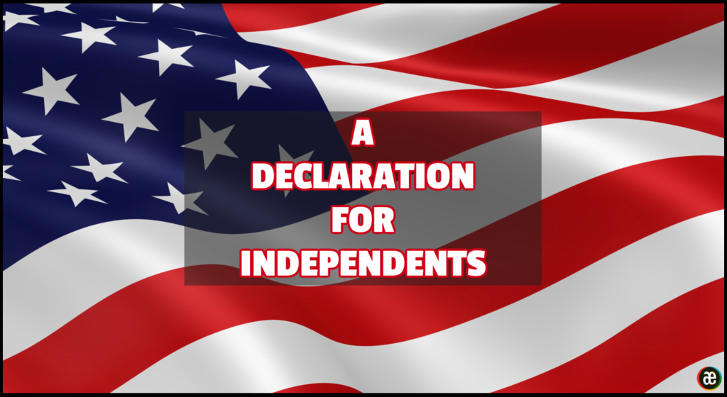 Declaration For Independents – The Local Business Strategy For Online Success